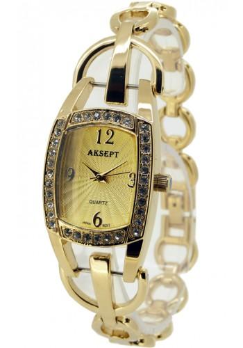 1068-4 Дамски часовник Aksept