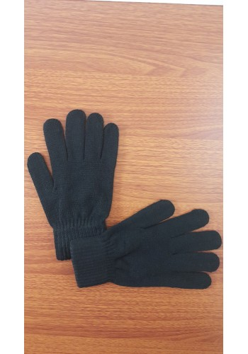 S 18051 Евтини мъжки плетени ръкавици - универсални