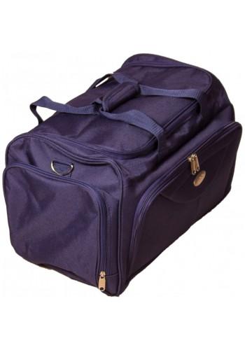 """S 10001 Класически сак """"Авио"""" подходящ за ръчен и ежедневен багаж в цвят сив - графит"""