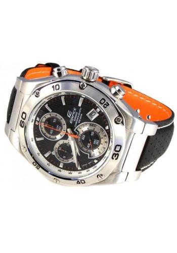 EF-517L-1AVDF  Мъжки часовник CASIO EDIFICE CHRONOGRAPH LEATHER WATCHES