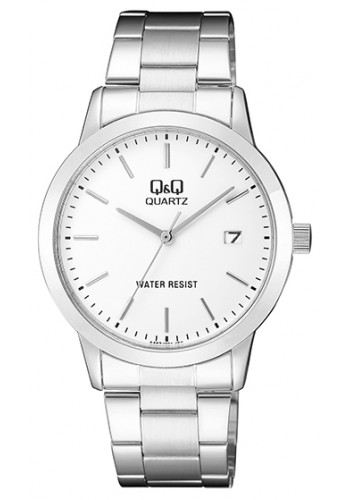 A462J201Y - Мъжки часовник Q&Q STANDARD ANALOG METAL WATCHES