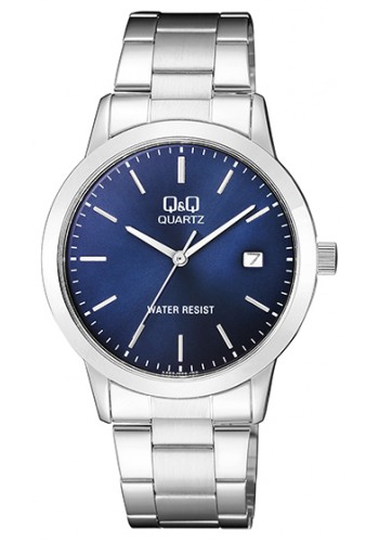A462J202Y - Мъжки часовник Q&Q STANDARD ANALOG METAL WATCHES