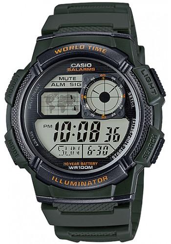 AE-1000W-3A  Мъжки часовник CASIO DIGITAL WATCHES