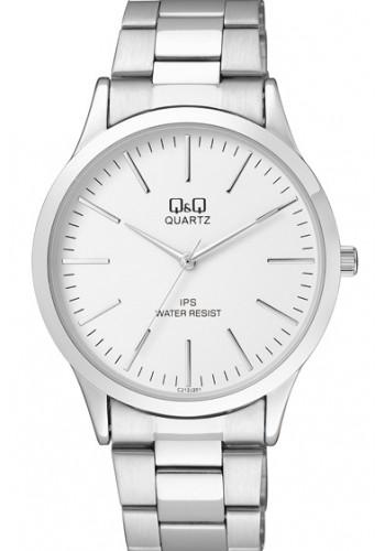 C212J201Y - Мъжки часовник с метална верижка Q&Q