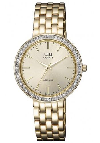 F559-020Y Дамски часовник Q&Q с метална верижка