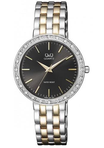 F559-402Y Дамски часовник Q&Q с метална верижка