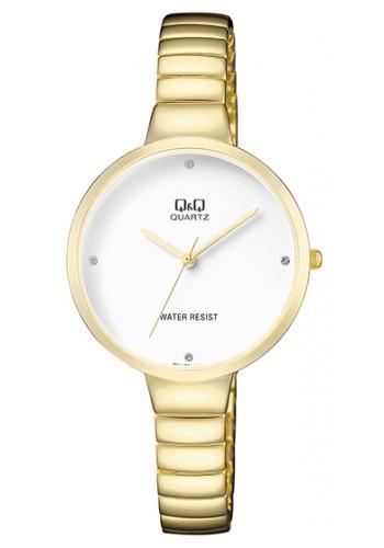 F611J001Y Дамски часовник Q&Q с метална верижка