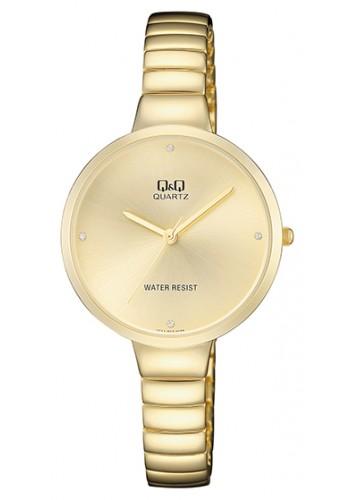 F611J010Y Дамски часовник Q&Q с метална верижка