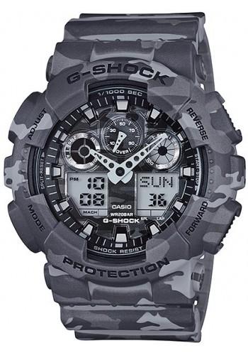 GA-100CM-8AER  Мъжки часовник CASIO  G-SHOCK