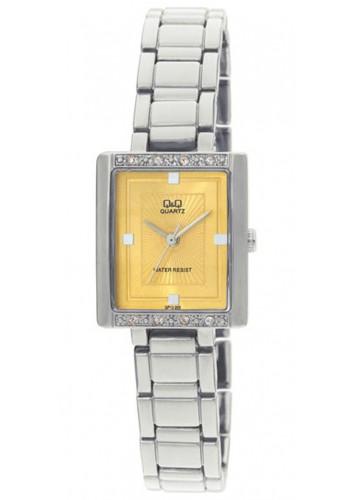 GP13-200Y Дамски часовник Q&Q с метална верижка