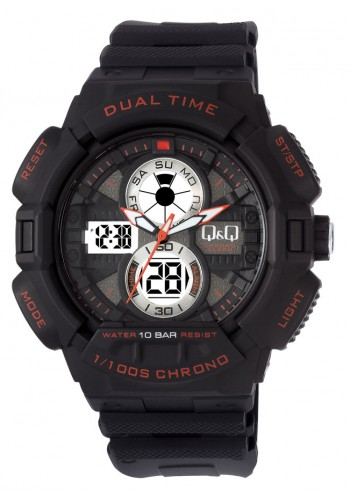 GW81J002Y Мъжки дигитален часовник Q&Q