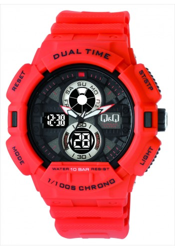 GW81J005Y Мъжки дигитален часовник Q&Q