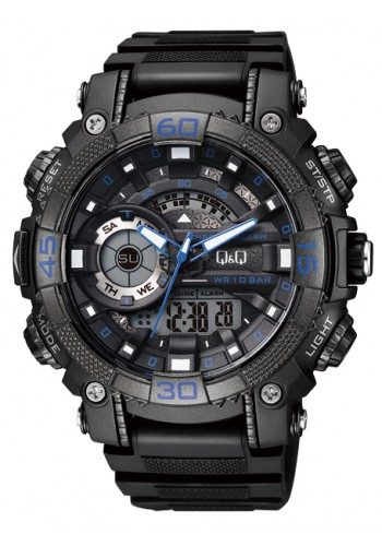 GW87J003Y Мъжки дигитален часовник Q&Q