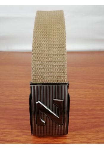 1035-05 Текстилен колан за универсална употреба в цвят камел