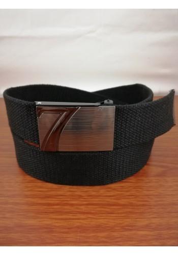 1035-11 Текстилен колан за универсална употреба в черно