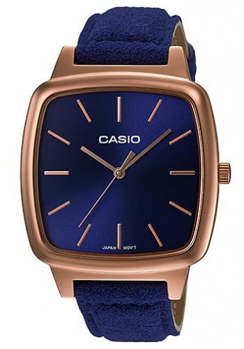 LTP-E117RL-2A Дамски часовник CASIO LEATHER WATCHES