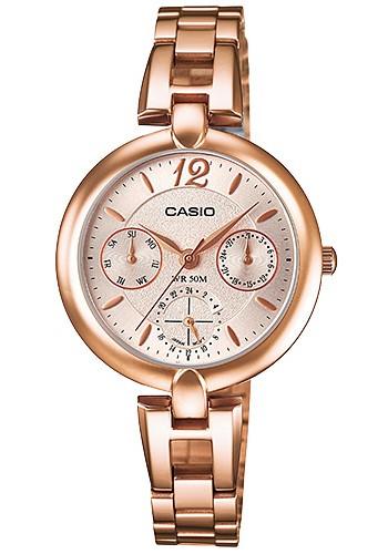 LTP-E401PG-9A Дамски часовник CASIO METAL WATCHES