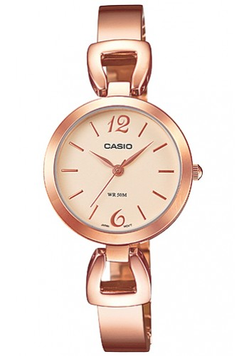 LTP-E402PG-9A Дамски часовник CASIO METAL WATCHES