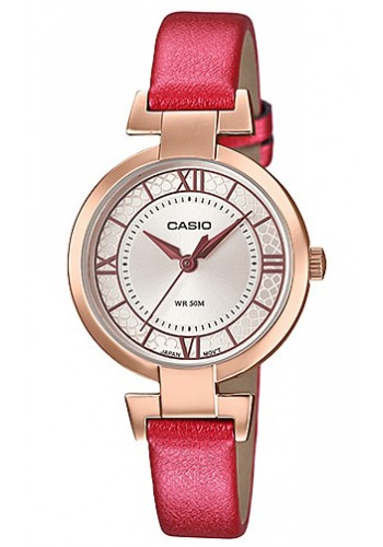 LTP-E403PL-9A2 Дамски часовник CASIO LEATHER WATCHES