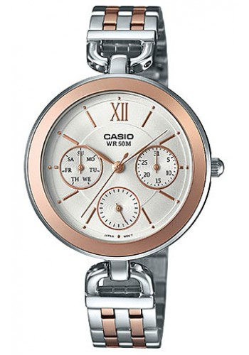 LTP-E406BPG-7A Дамски часовник CASIO METAL WATCHES