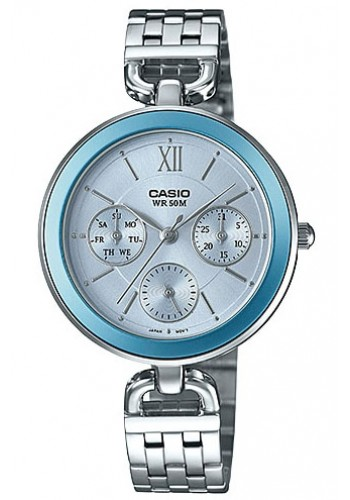 LTP-E406D-2A Дамски часовник CASIO METAL WATCHES