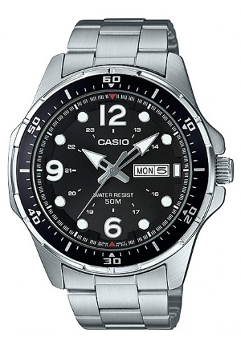 MTD-100D-1A  Мъжки часовник CASIO METAL WATCHES