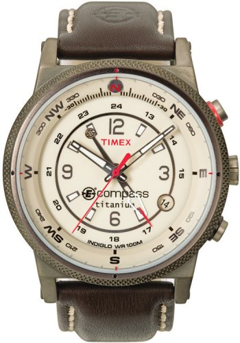 T49201  Мъжки часовник TIMEX Men`s компас