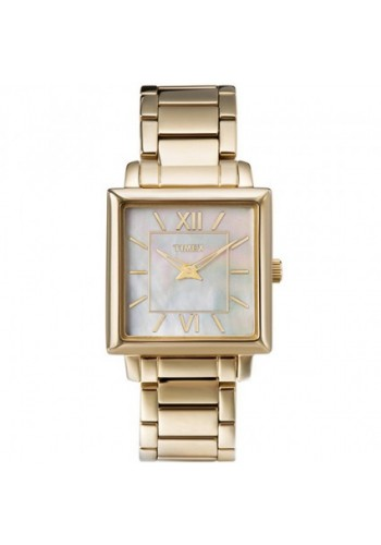 T2M829  Дамски часовник TIMEX Elegant  Седеф
