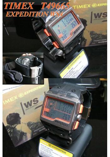 T49665  Мъжки часовник TIMEX Men`s EXPEDITION WS4 - ВИСОКОПЛАНИНСКИ