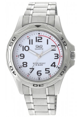 Q472-204Y - Мъжки часовник Q&Q STANDARD ANALOG METAL WATCHES