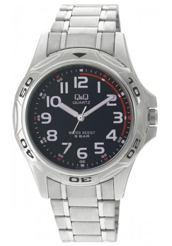Q472-205Y - Мъжки часовник Q&Q STANDARD ANALOG METAL WATCHES