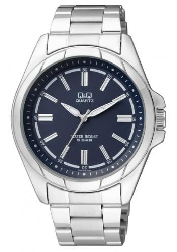 Q898J202Y - Мъжки часовник с метална верижка Q&Q