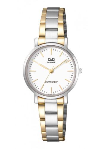 Q979J401Y Дамски часовник Q&Q с метална верижка