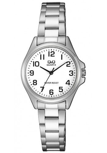 QA07J204Y Дамски часовник Q&Q с метална верижка