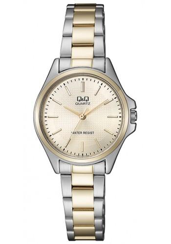 QA07J400Y Дамски часовник Q&Q с метална верижка
