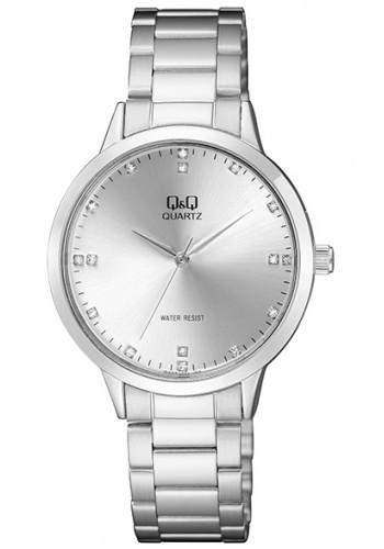 QA09J201Y Дамски часовник Q&Q с метална верижка