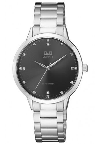 QA09J202Y Дамски часовник Q&Q с метална верижка