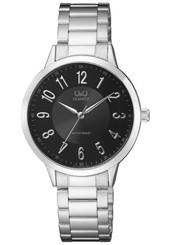 QA09J205Y Дамски часовник Q&Q с метална верижка