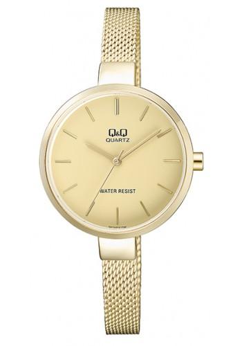 QA15J010Y Дамски часовник Q&Q с метална верижка