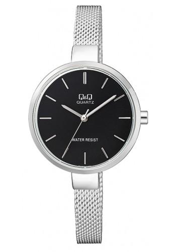 QA15J202Y Дамски часовник Q&Q с метална верижка