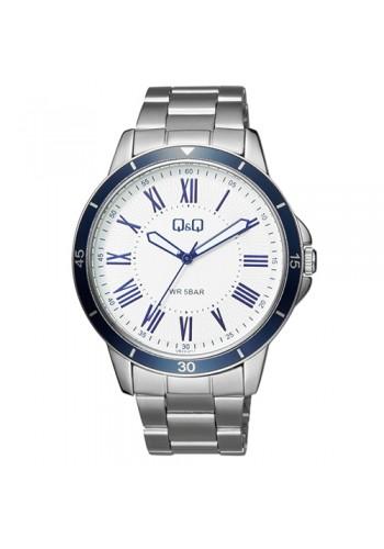 QB22J207Y - Мъжки часовник с метална верижка Q&Q