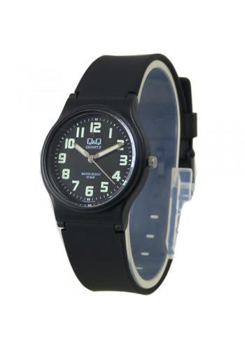 VP46J820Y - Унисекс часовник Q&Q черен силикон