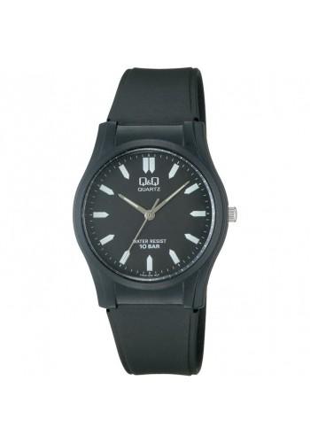 VQ02J005Y - Унисекс часовник Q&Q черен силикон