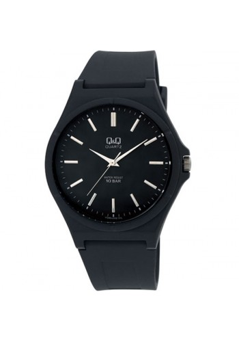 VQ66J002Y - Универсален УНИСЕКС часовник Q&Q черен силикон