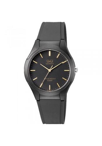 VR92J004Y - Универсален УНИСЕКС часовник Q&Q черен силикон