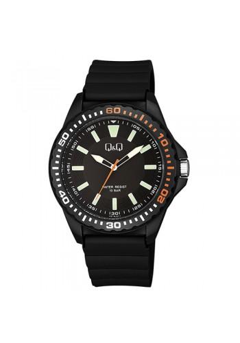 VS16J011Y - Универсален УНИСЕКС часовник Q&Q черен силикон