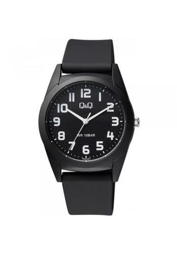 VS22J001Y - Универсален УНИСЕКС часовник Q&Q черен силикон
