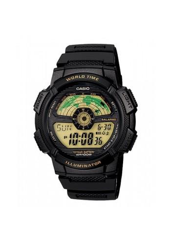 AE-1100W-1B  Мъжки часовник CASIO DIGITAL WATCHES