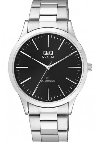 C212J202Y - Мъжки часовник с метална верижка Q&Q