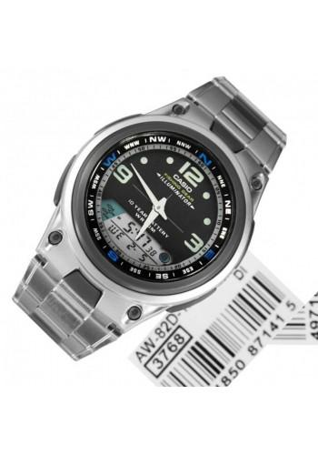 AW-82D-1AVES  Мъжки часовник CASIO - Outgear - Риболовен